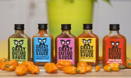FoodStartup Crazy Bastard Sauce