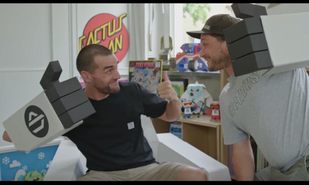 Was sind Paper Toys? Interview mit Nick Knite