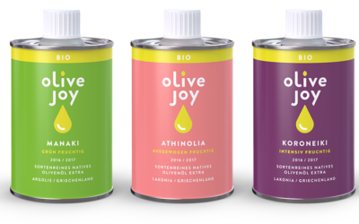FoodStartup olive joy