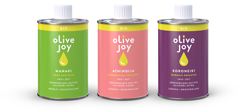 FoodStartup olive joy