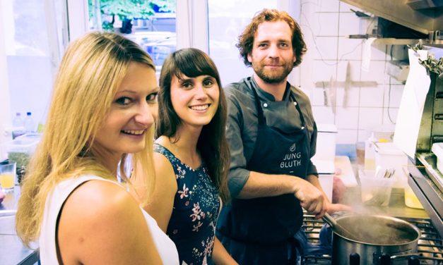 Aus Kiez und Küche: So isst Berlin – Ein Kiezkochbuch