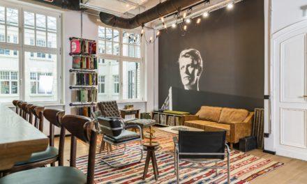 Mindspace eröffnet zweiten Berliner Coworking-Space im historischen Salingerhaus in der Krausenstraße