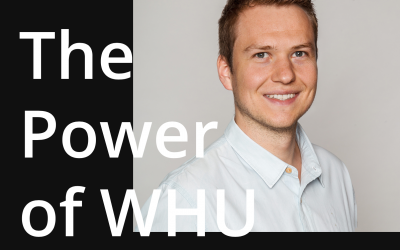 The Power of WHU – Fabian Kröll