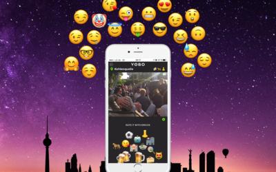 Foodapp YOBO – Mit künstlicher Intelligenz die Stadt entdecken
