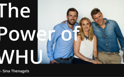 The Power of WHU – Sina Thenagels