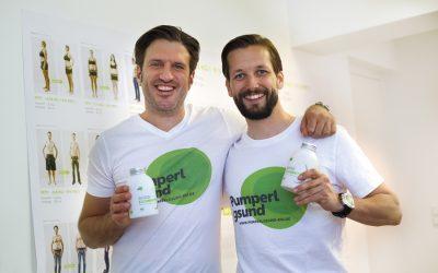 Die Höhle der Löwen: 500.000-Euro-Deal für das Start-up Pumperlgsund