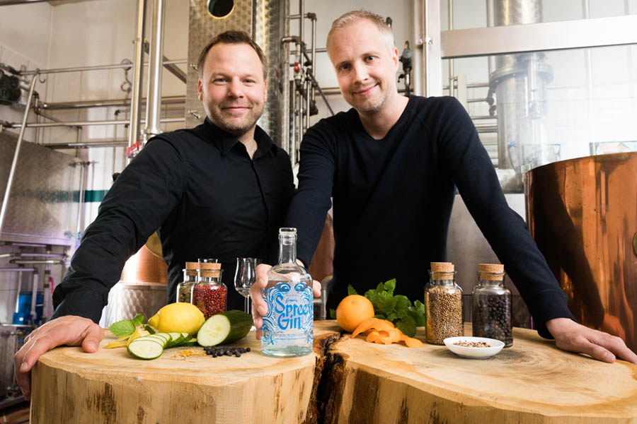 FoodStartup Grothe & Co. Spirits