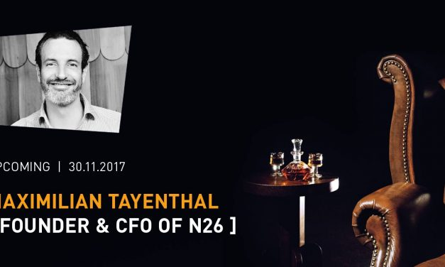 30.11. Maximilian Tayenthal (Founder & CFO) N26 bei Founders Unscripted
