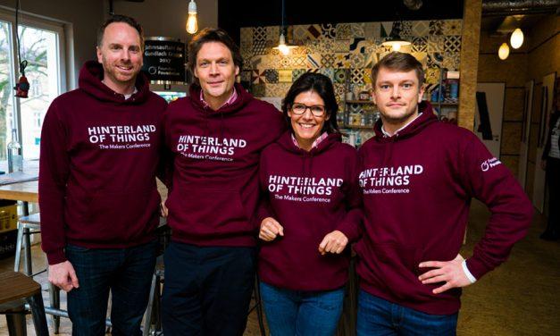 Hinterland of things: Interview mit Organisator Sebastian Borek