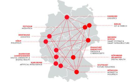 Die Digital Hub Initiative vereint bereits über 500 Partner in einem Netzwerk