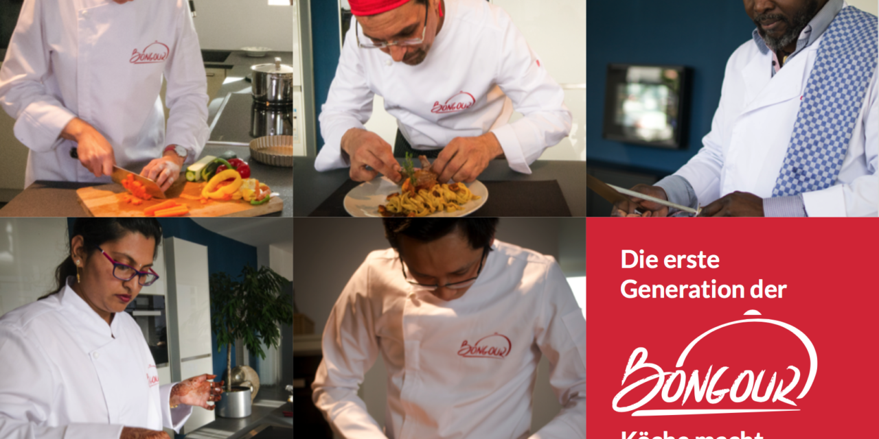 Bongour agiert als Inkubator von innovativen Kochtalenten