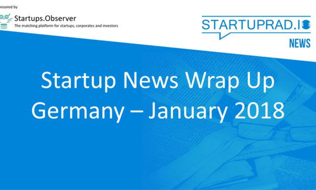 Startuprad.io News Wrap Up
