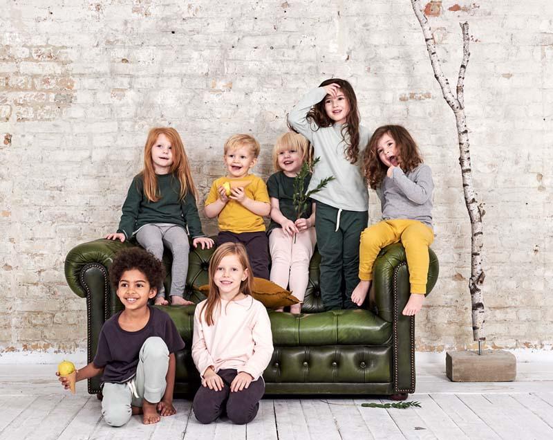 Berliner Label für nachhaltige Kindermode Orbasics startet Kickstarter-Kampagne