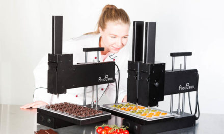 Procusini 3.0 Dual – personalisierte Kleinserien für Catering und Event-Gastronomie in doppelter Geschwindigkeit
