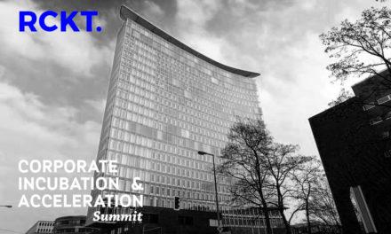 RCKT richtet Corporate Innovation & Acceleration Summit im Rocket Tower aus