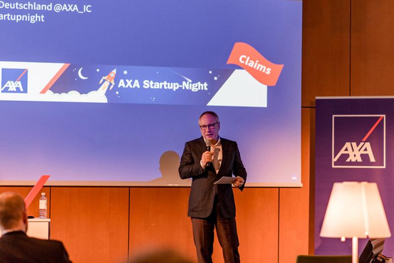 AXA Startup Night: AXA zeichnet Brightmaven für Gründeridee im Schadenmanagement aus