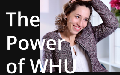 The Power of WHU – Susanne Wechsler