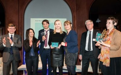 "Europcar Gruppe verleiht ""European Startup Prize for Mobility"" an MaaS Global"