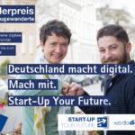Deutschlands beste Digitalunternehmer gesucht!