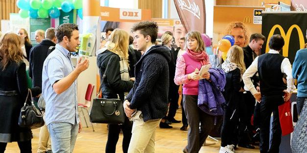 Größte Campus-Messe für duale Studiengänge am 15. März 2018 in Berlin