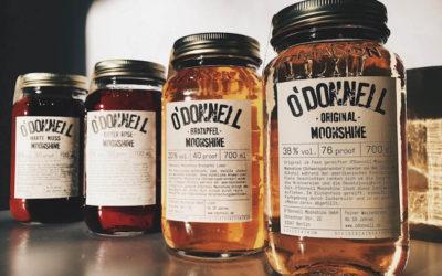 FoodStartup O'DONNELL MOONSHINE