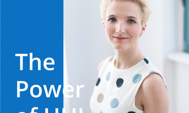 The Power of HHL – Antonia Sutter