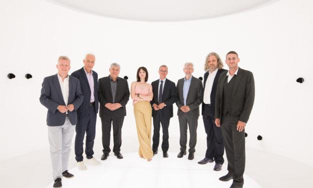 Volumetrisches High End Studio in Babelsberg eröffnet
