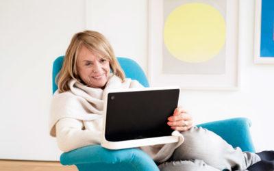 Nepos Tablet ermöglicht Aufbruch der Generation 65+ in die digitale Welt