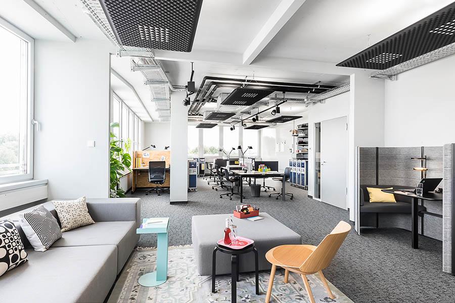 Design Offices – Heimat einer neuen Arbeitskultur