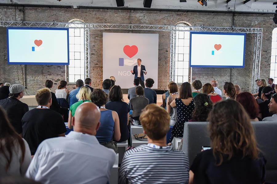 Facebook startet dreitägige Veranstaltung in Berlin