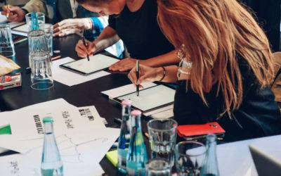 Content Creation Week 2018 Learn, Share, Co-Create: Konferenz für digitale Inhalte