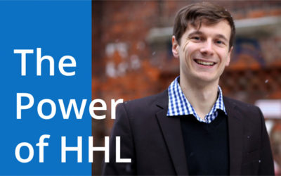 The Power of HHL – Eric Weber