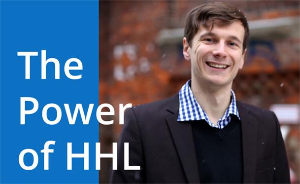 The Power of HHL – Eric Weber