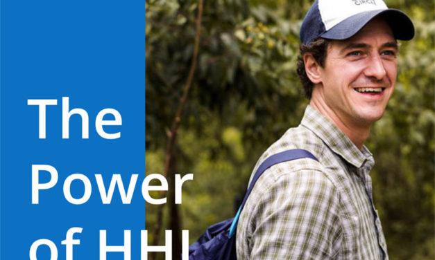The Power of HHL – Martin Elwert