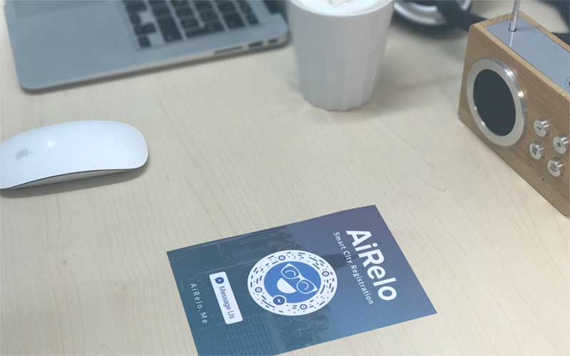 'AiRelo', the simple digital tool to register your new address is now available in Multi-interfaces and Multi-languages