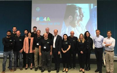 Bayer beschleunigt sechs weitere Startups