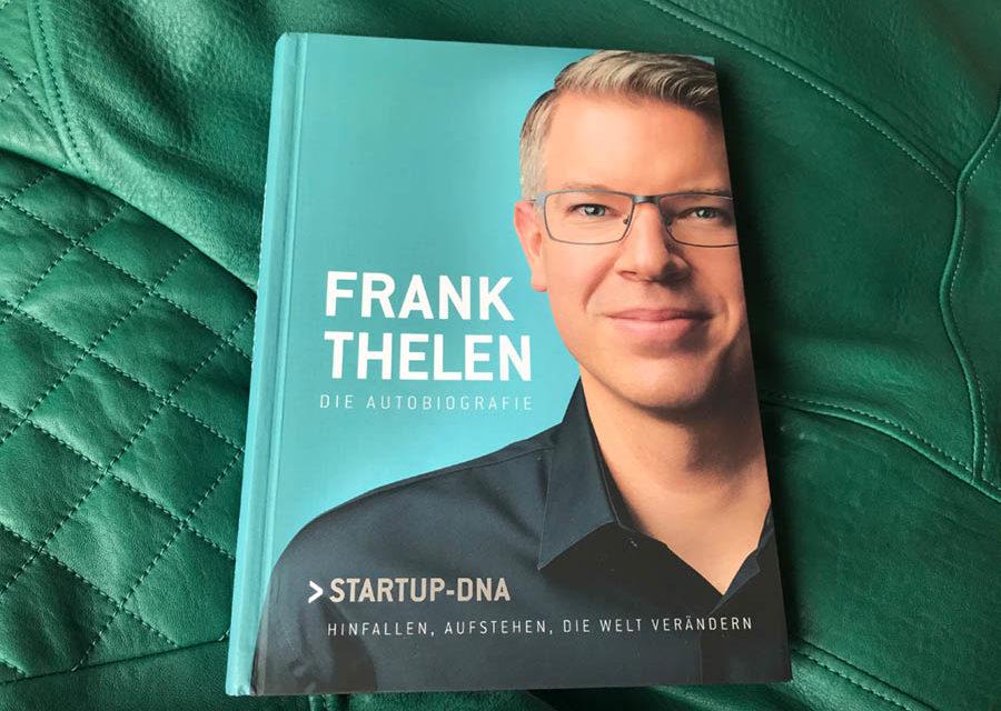Buchtipp: Frank Thelen – die Autobiografie