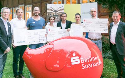 Gründerpreis der Berliner Sparkasse geht an Ruby Limes
