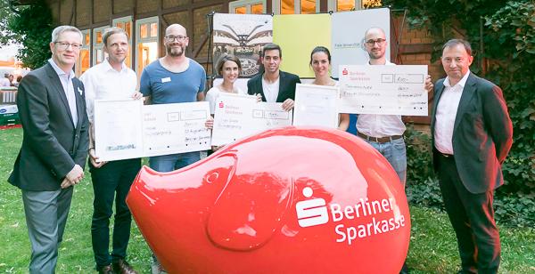 Gründerpreis der Berliner Sparkasse