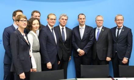 Siemensstadt 2.0: Berlin, BAM, TU Berlin, Fraunhofer und Siemens unterzeichnen MoU für Industrie- und Wissenschaftscampus