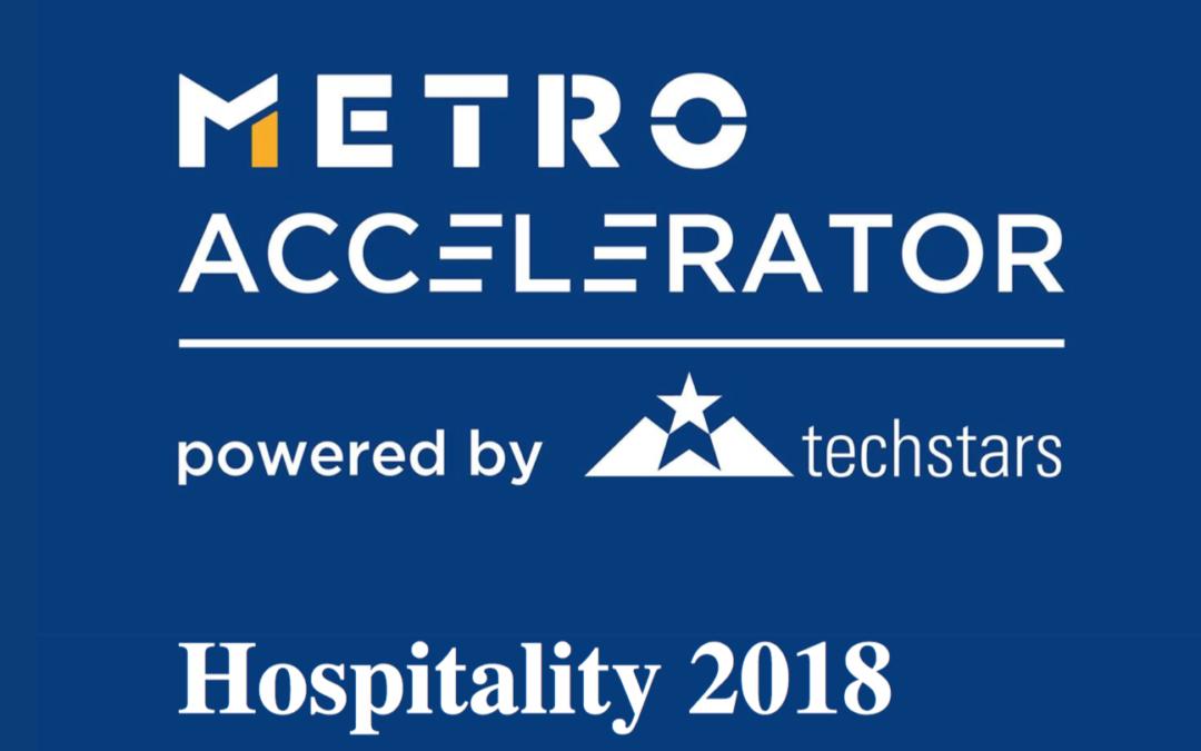Metro Accelerator Hospitality 2018