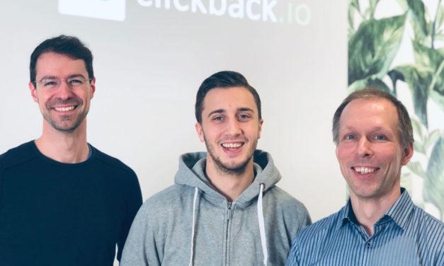 Cool Tool: clickback.io