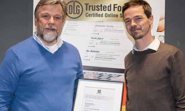 """""""DLG Trusted Food"""" und """"DLG Trusted Wine"""": Neue Qualitätssiegel im Bereich E-Commerce Lebensmittel"""