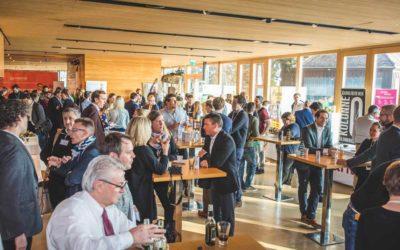 Erstes internationales Treffen von Food Startups und Foodwirtschaft auf der Mainau