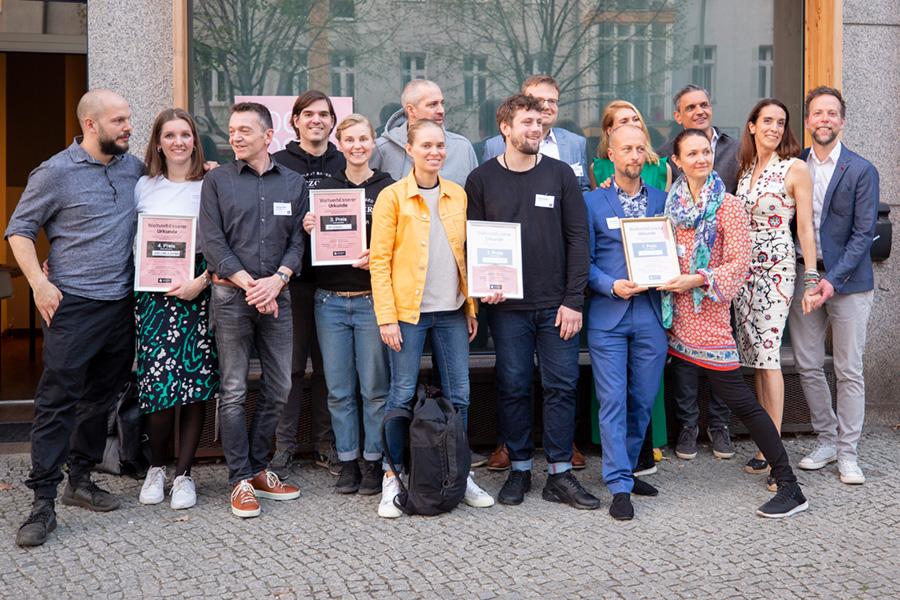 MOM'S TABLE ist Deutschlands nachhaltigstes Restaurant 2019.