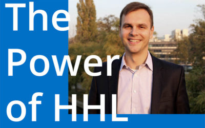 The Power of HHL Carsten Petzold