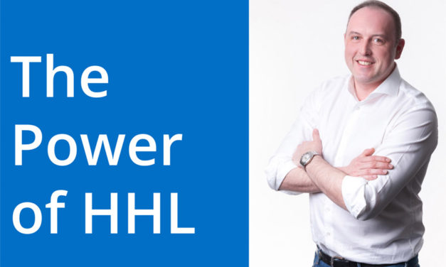 the power of HHL – Artur Tomys