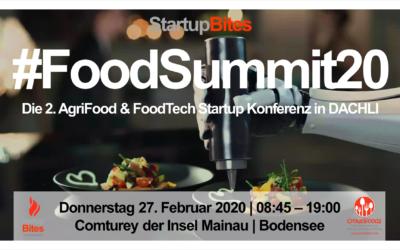 Zweite Agri-Food- Startup Konferenz am Bodensee