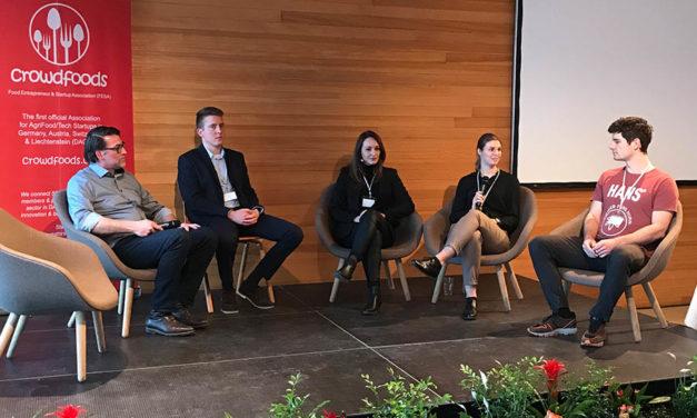 Zweites internationales Treffen von AgriFood Startups und Lebensmittelwirtschaft am Bodensee
