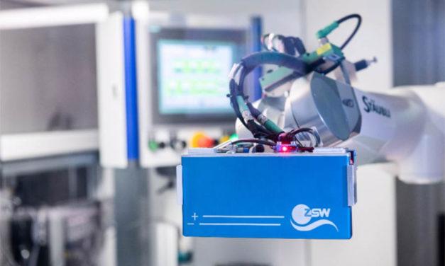Batterien für die Elektromobilität aus Ulm